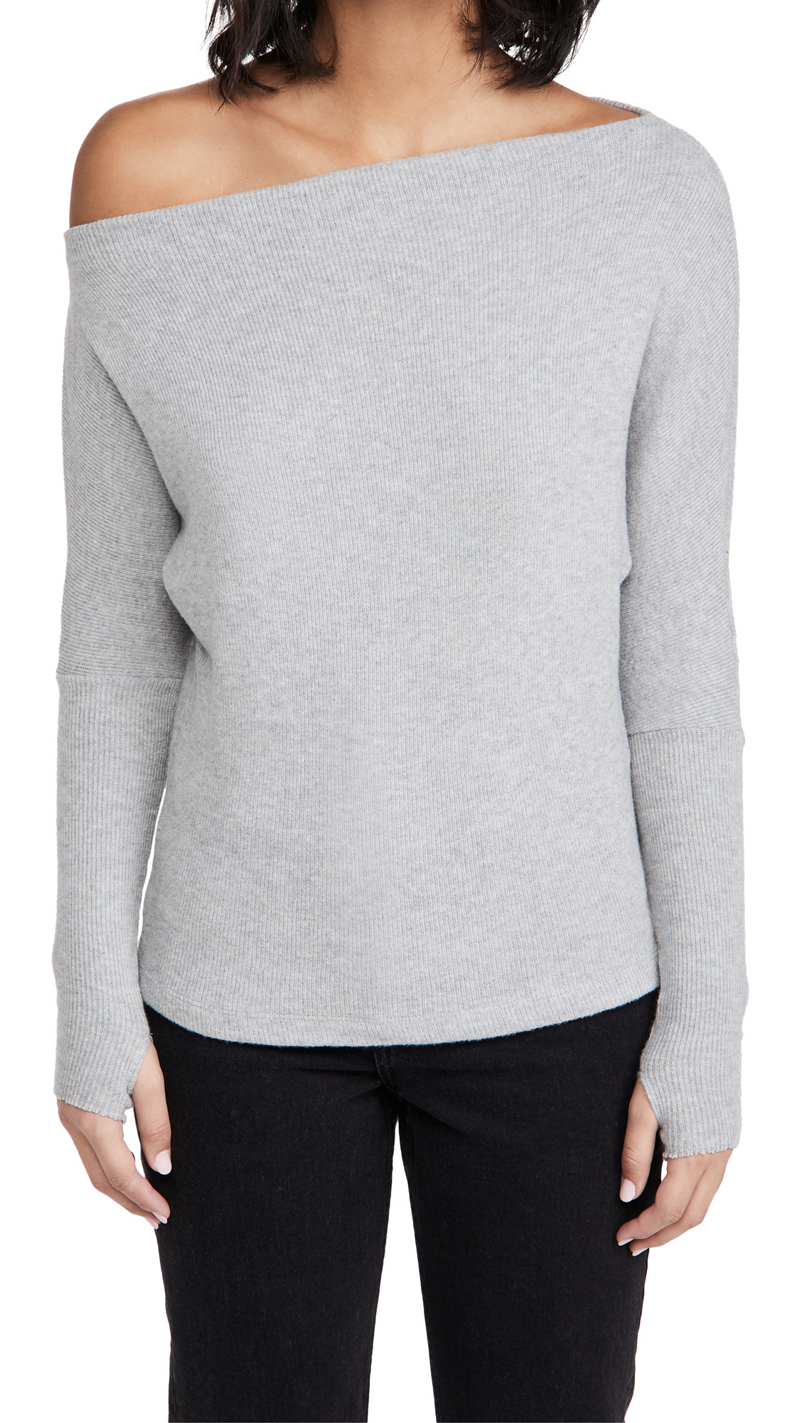 Enza Costa Slouch Top