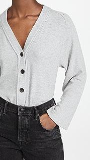 Enza Costa Sweater Cardigan