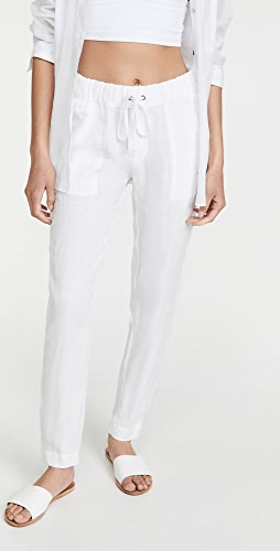 Enza Costa - Linen Easy Pants