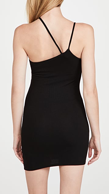Enza Costa Assum Mini Dress