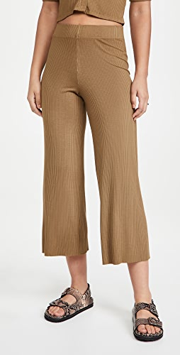 Enza Costa - Cropped Pants