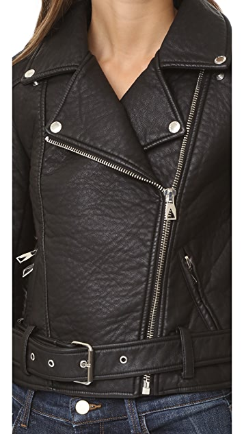 ElevenParis Leatherette Jacket