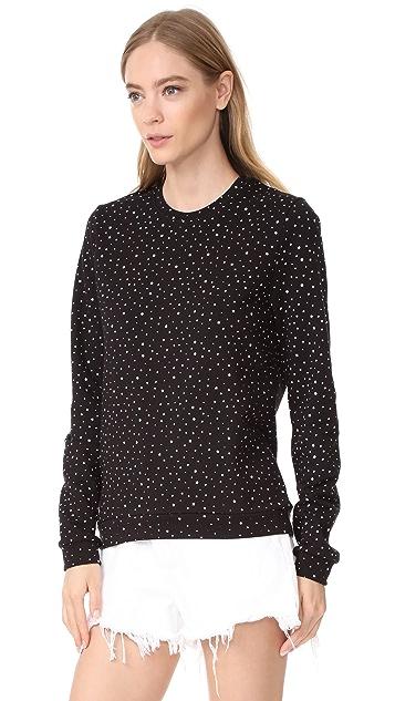 ElevenParis Stars All Over Sweatshirt