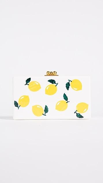 Edie Parker Jean Lemons Clutch
