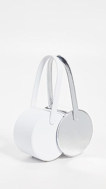 Edie Parker Double Shot Bag