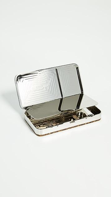 Edie Parker 化妆品盒