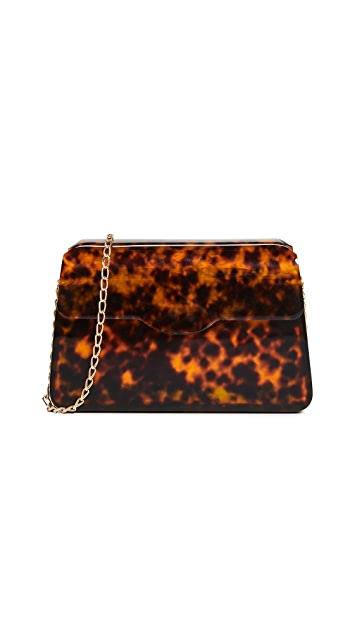 Edie Parker Little Lady Bag in Acrylic