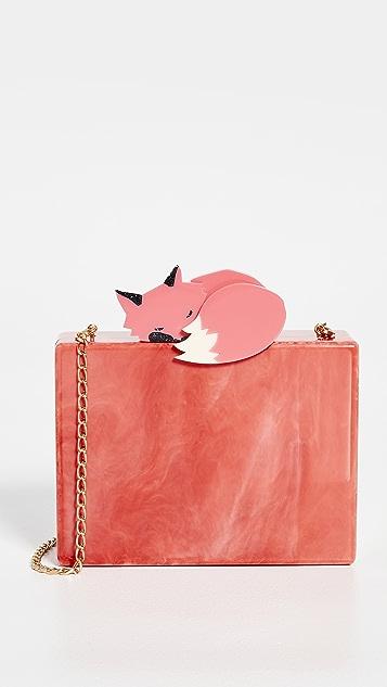 Edie Parker Foxy Bag