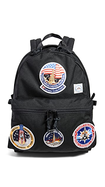 Epperson Mountaineering Day Pack with Vintage NASA Patch