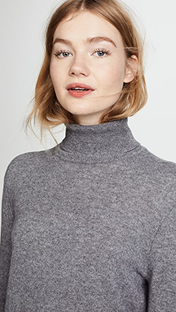 Equipment Oscar Turtleneck Cashmere Sweater