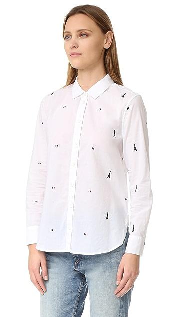 Equipment Leema Button Down Shirt