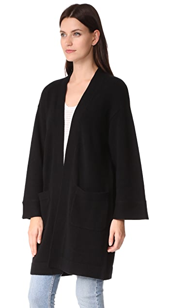 Equipment Long Cashmere Anders Kimono