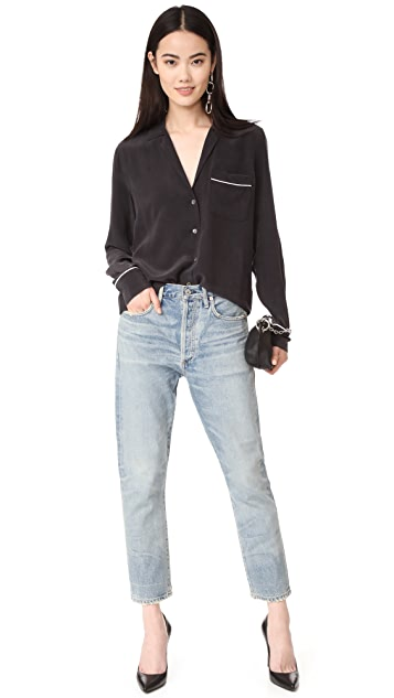 Equipment Keira Button Down Shirt