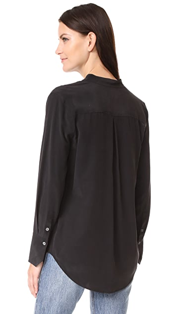 Equipment Janelle Blouse