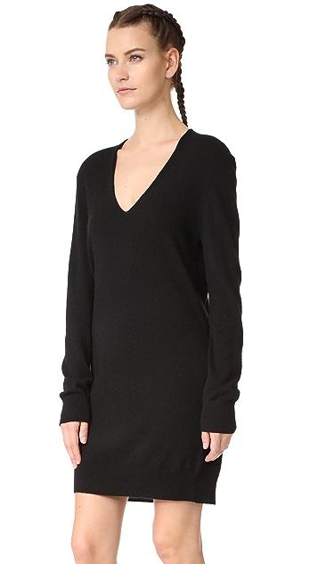 Equipment Rosemary Cashmere Sweater Dress