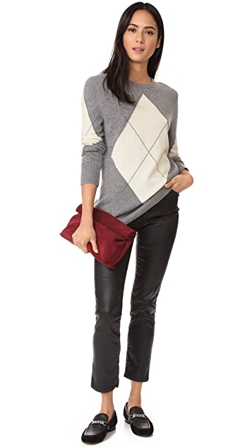 Equipment Rei Argyle Sweater