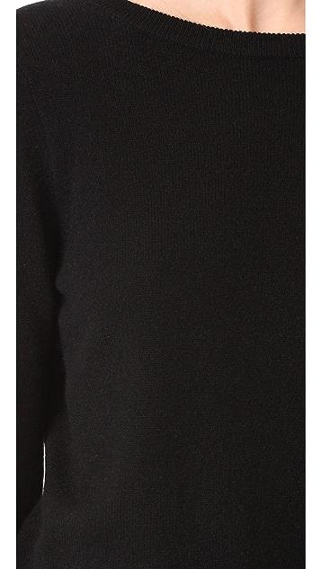 Equipment Baxley V Back Sweater