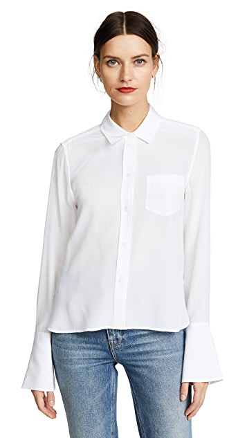 Equipment Huntley Button Down