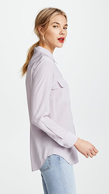 Equipment Slim Signature Button Down