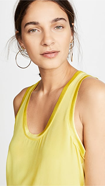 Equipment Mel Tank Top