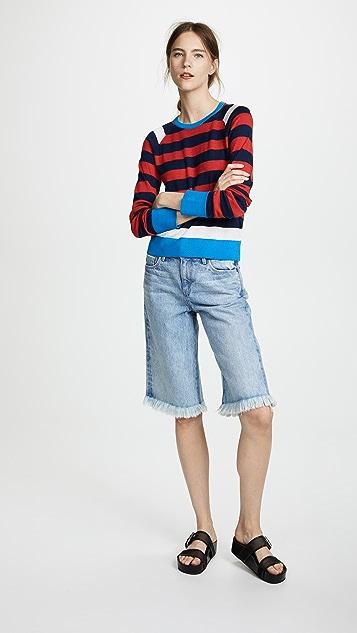 Equipment Axel Stripe Sweater