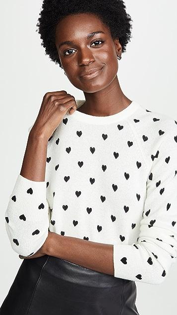 Equipment Heartfelt Sloane Cashmere Sweater
