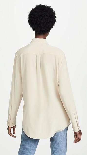 Equipment Signature Silk Shirt