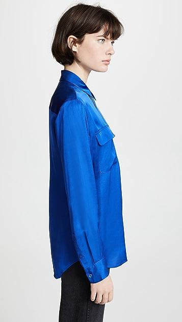 Equipment Slim Signature Button Down Shirt