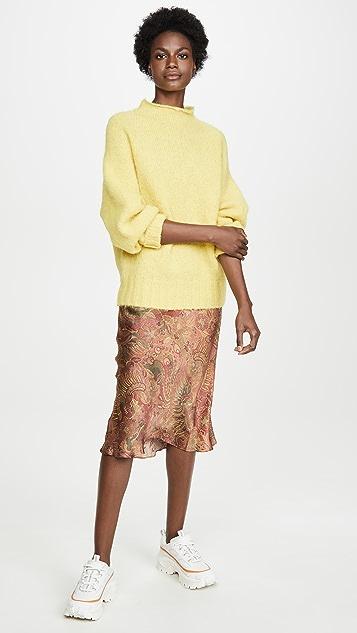 Equipment Souxanne Alpaca Sweater