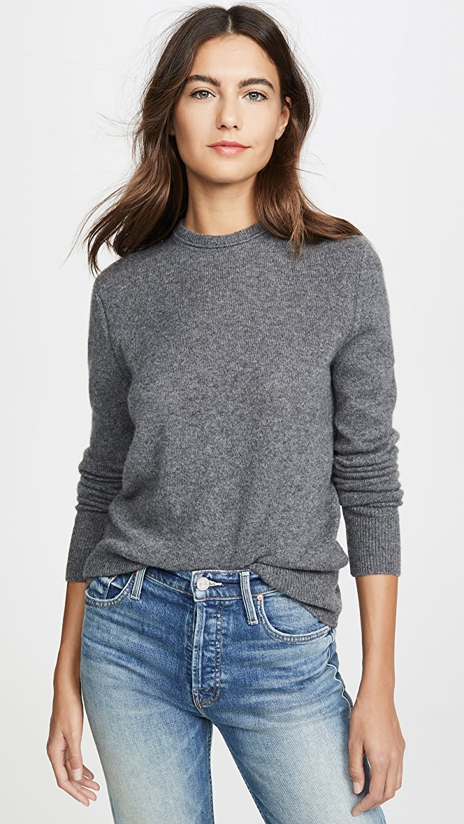Equipment Sanni Crew Cashmere Sweater | SHOPBOP