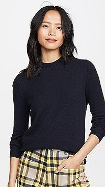 Sanni Cashmere Crew Sweater