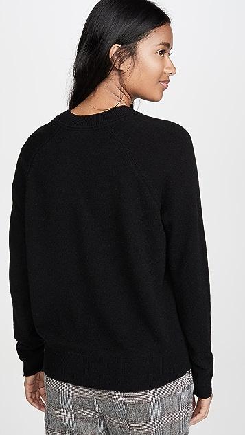 Equipment Madalene V Neck Cashmere Sweater