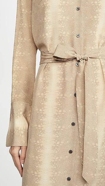 Equipment Макси-платье Connell
