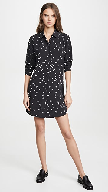 Equipment Starry Night Essential Dress