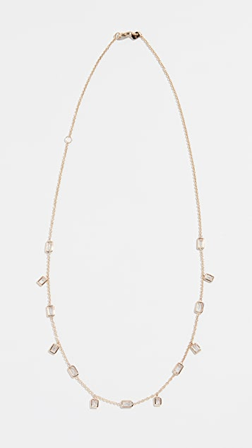 Era 14k Gold Brick Brigade Necklace