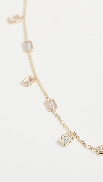 Era 14k Gold Brick Brigade Necklace