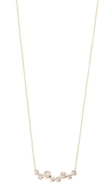 Era 14k Gold Poppy Bulb Necklace