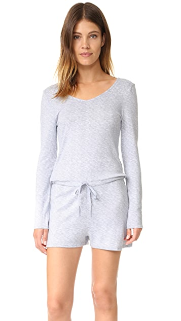 Emerson Road Pajama Party Romper
