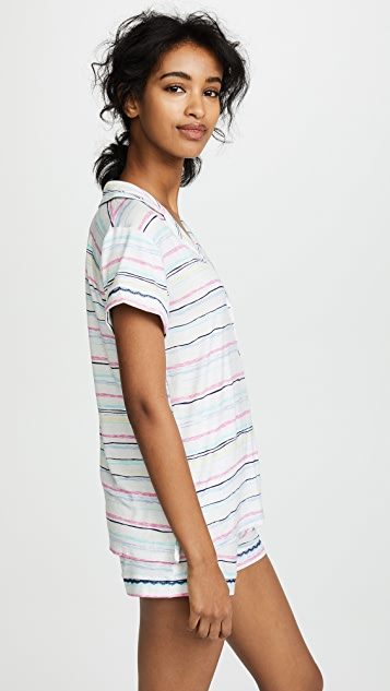 Emerson Road Kiobe Stripe PJ Set