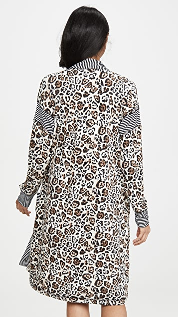 Emerson Road Fuzzy Luxe Robe