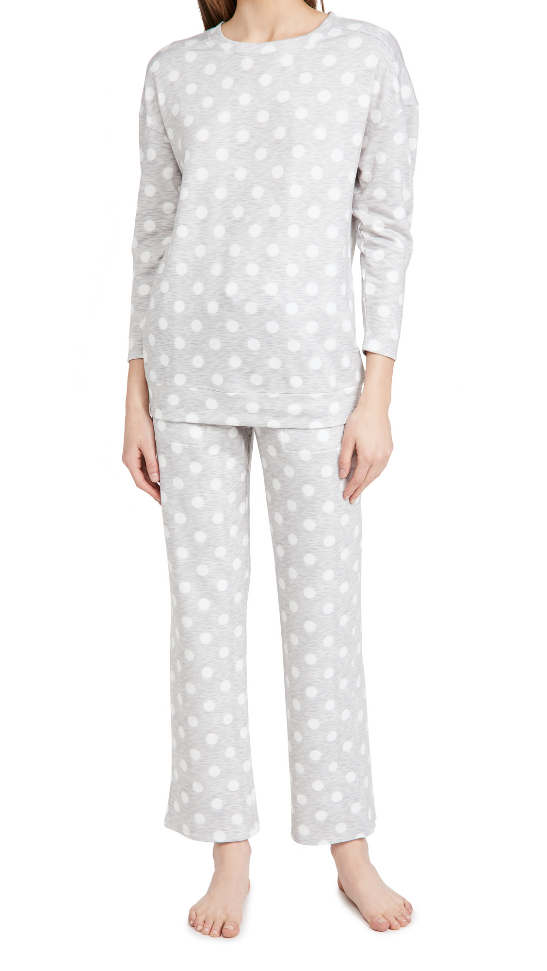 Emerson Road Brushed Butter Pajama Set