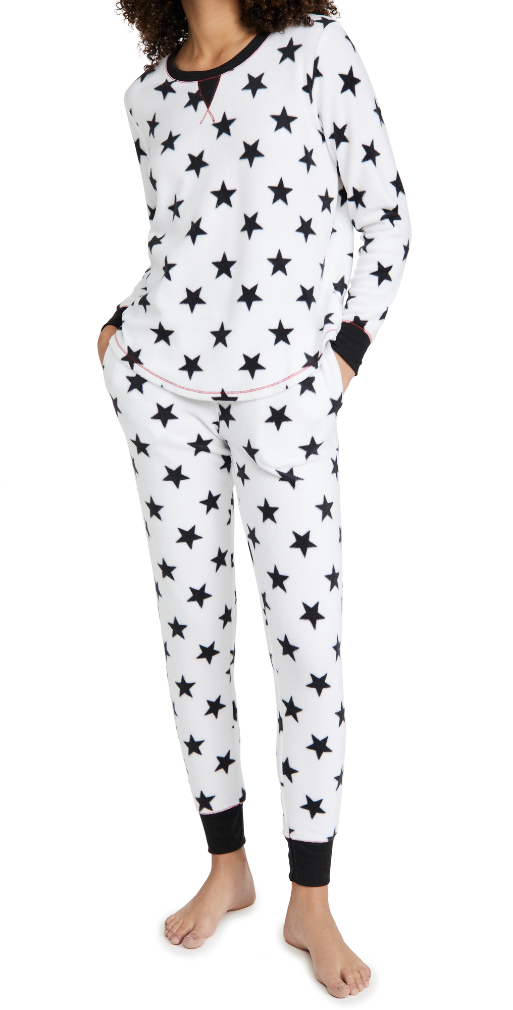Emerson Road Biggest Star Long Sleeve PJ Set