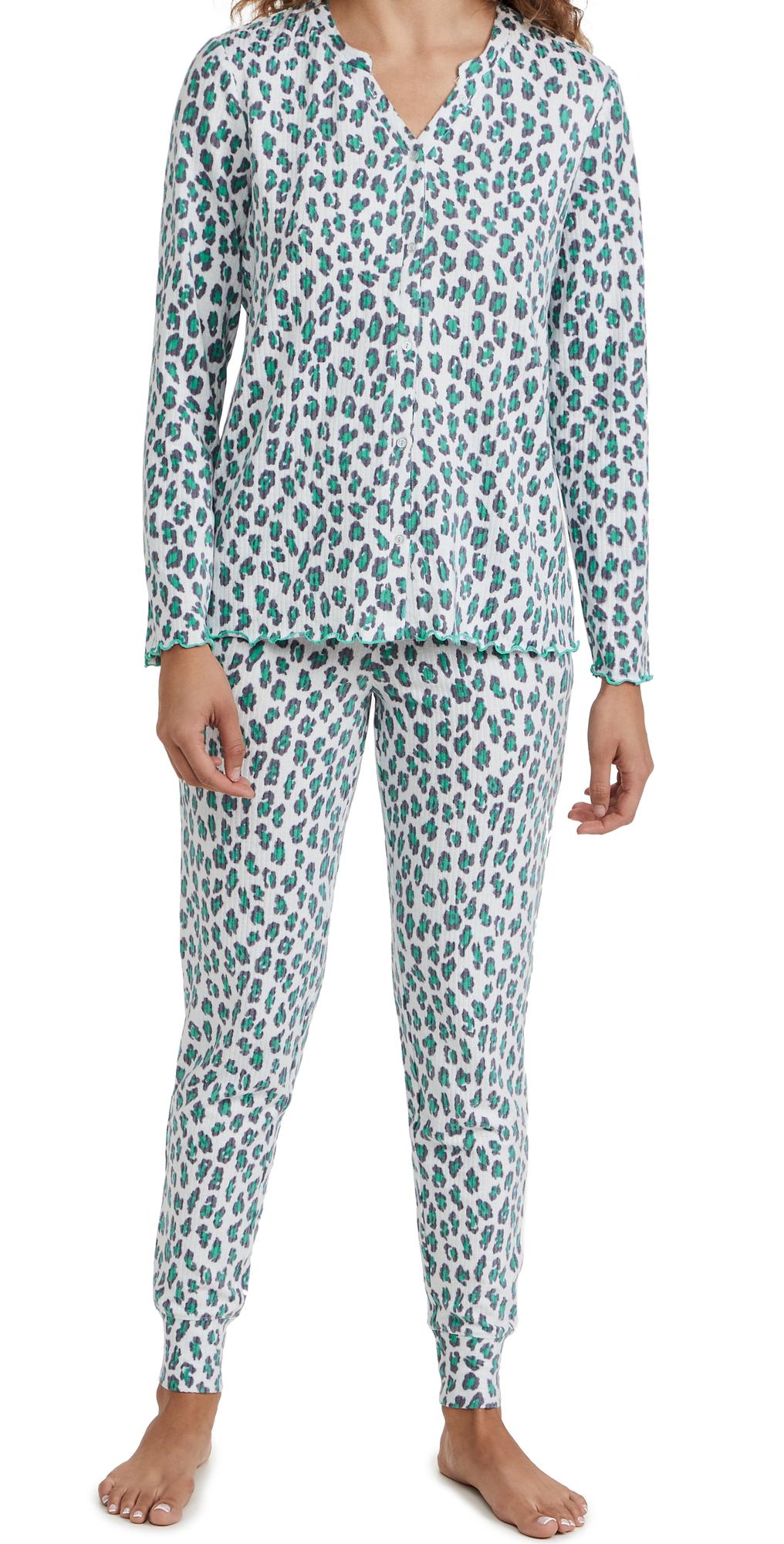 Animal Whisper Lux Pajama Set