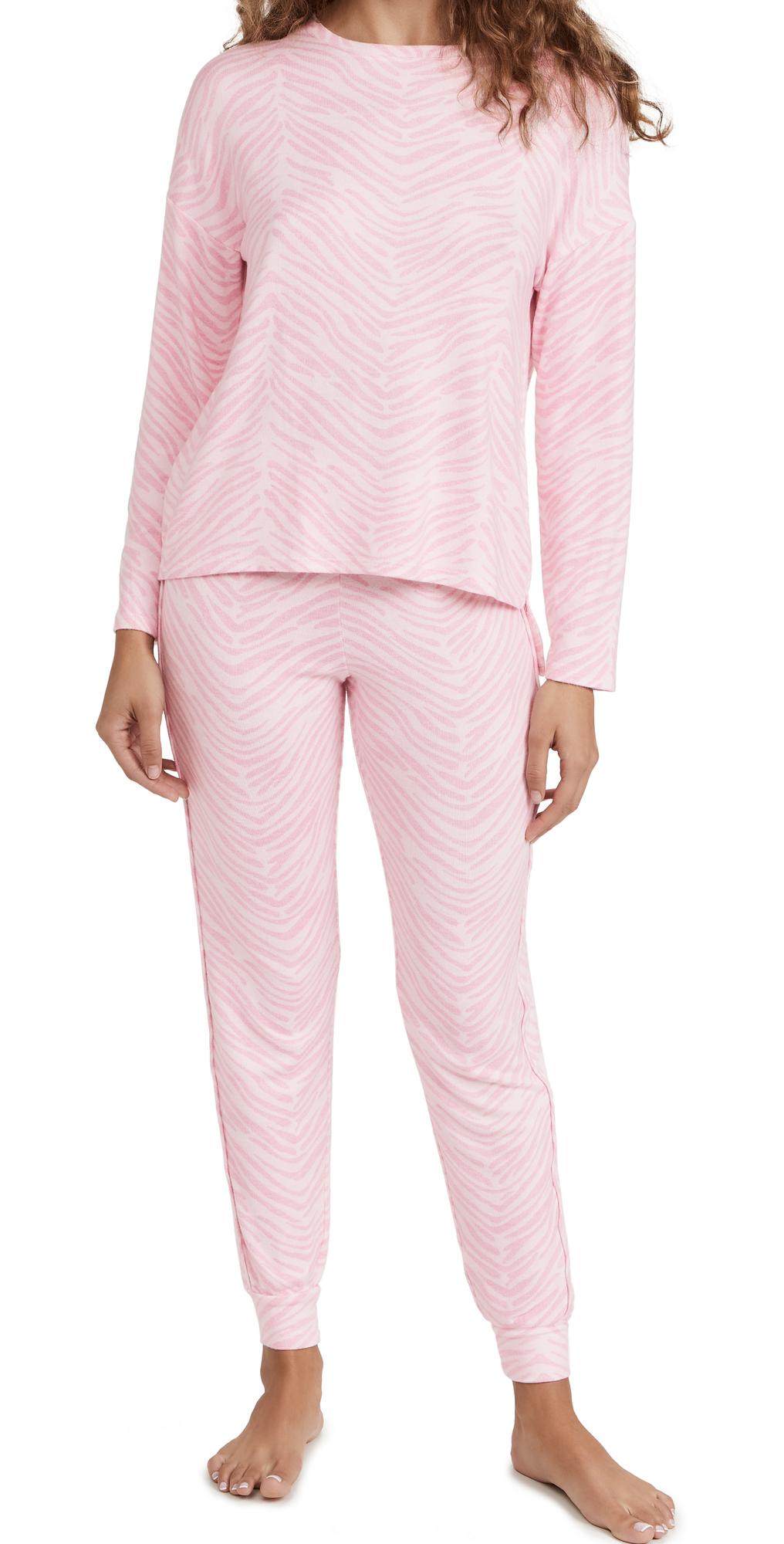 Courageous Tiger Pajama Set