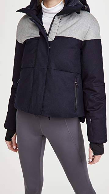 Erin Snow Lolita Jacket in Merino Twill