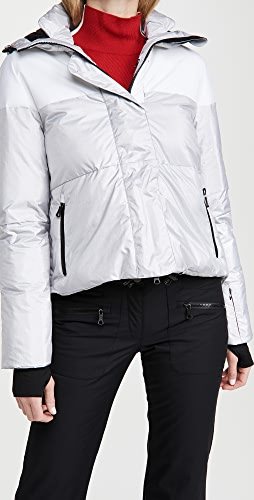Erin Snow - Lolita Jacket in Aluminum