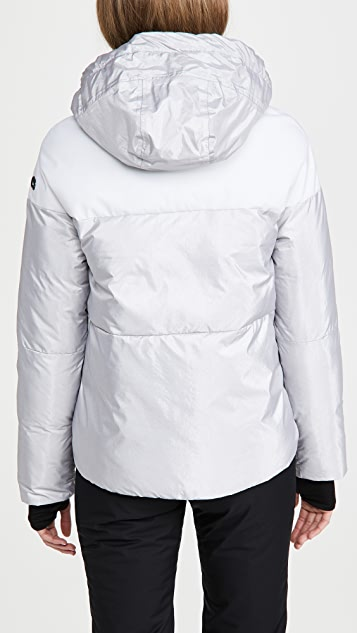 Erin Snow Lolita Jacket in Aluminum