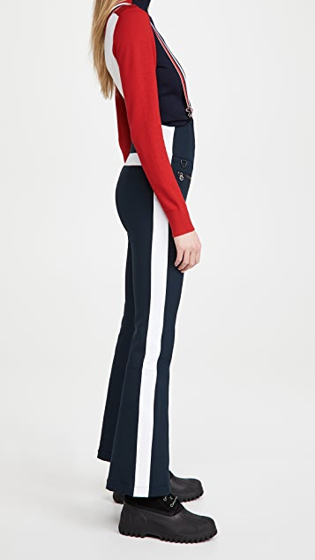 Erin Snow Kris Suspender Pants in Eco Racer