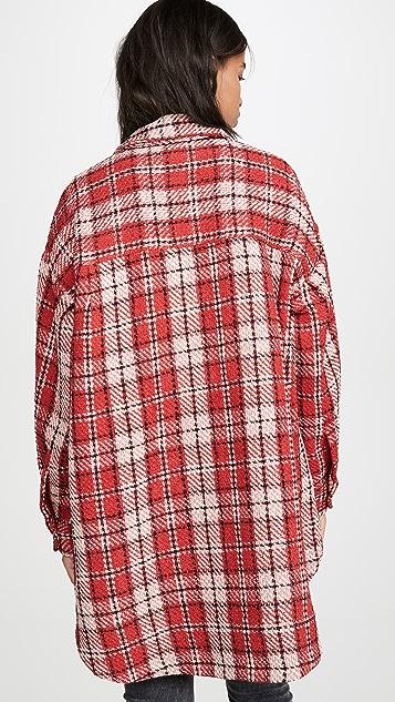 Essentiel Antwerp Trekkie 宽大版纱线夹克