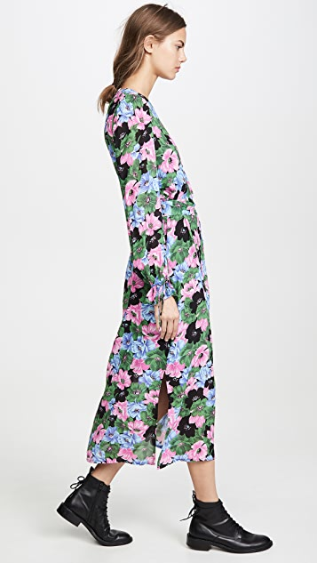 Essentiel Antwerp Tekken Long Dress